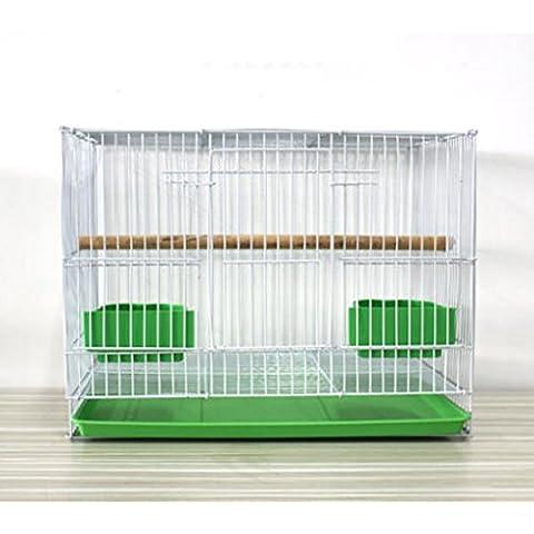 XWG Birdcage / Iron Bird Cage / grande gabbia di uccello / Parrot Cage / Allevamento Gabbia / Bird Cage ( colore : 3#