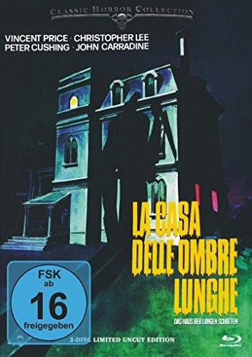 Das Haus der langen Schatten (La Casa Delle Ombre Lunghe)- Mediabook (+ DVD) [Blu-ray] [Limited Edition]