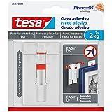 tesa 77777-00001-00 - Clavo adhesivo ajustable para paredes pintadas y yeso (2 kg)