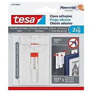 Tesa 77777 00001 00 chiodo adesivo regolabile per for Tesa chiodo adesivo