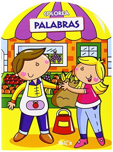 PALABRAS (PINTA DE COLORES - LIBROS CAS