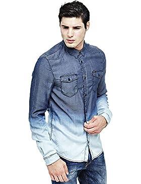 Guess - Camisa casual - para hombre