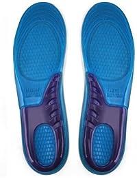 Modèles De Gel Siddhas Double Confort / Sport, Différentes Couleurs (multicolores), 46 Eu