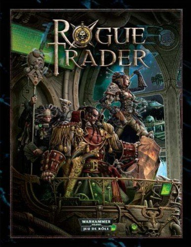 Edge Lbirt01 Warhammer 40 000 Rogue Trader Livre De