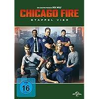 Chicago Fire - Staffel vier