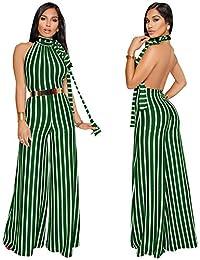 dfff64bdc1a Amazon.es  Pantalones Talle Alto - Monos   Mujer  Ropa