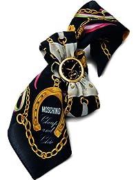 Moschino Reloj de cuarzo Fashion Victim Negro 34  mm