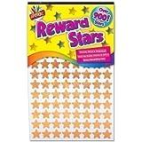900x Reward Star Sticker Belohnungs Sterne Sticker Silber Gold Bronze Heim Schule Lehrer Gute Arbeit