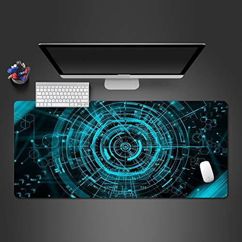 Mouse pad coolest mouse pad tastiera moda mouse pad di alta qualità 900x300x2