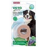beaphar Insektenschutzhalsband für große Hunde, mit Margosa-Extrakt