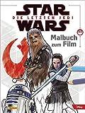 Star Wars: Star Wars: Die letzten Jedi - Malbuch zum Film