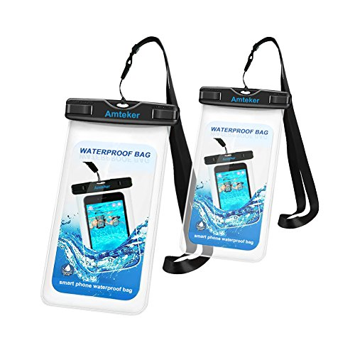 pack of 2 waterproof cases