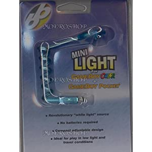 Gameboy color und pocket mini light