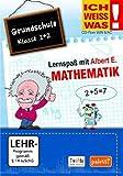 Kinder Lernprogramm: Lernen, Üben, Spielen! Zusammen mit Albert E. lernst Du spielend mit Zahlen, Mengen und Geometrie umzugehen. Nach Lehrplanthemen der Klasse 1 und 2! Teste Dein Wissen und spiele danach ein spannendes Belohnungsspiel! Eine passend...