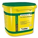 weber.tec Superflex D 2 - Flex Dichtschlämme