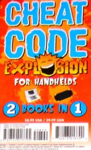 Cheat Code Explosion for Handhelds 2 Books in 1