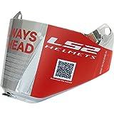 800013118 - LS2 MX436 Visor Iridium Silver