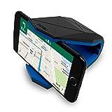 #7: Tizum Covert TM-CH-110-BLU Universal Car Mount Cradle, Mobile Holder for GPS, Smartphones upto 6-inch (Blue)