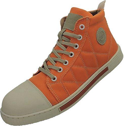 Zapatos HI-TEC ST Figaro unisex rojo de seguridad W002277 / 100