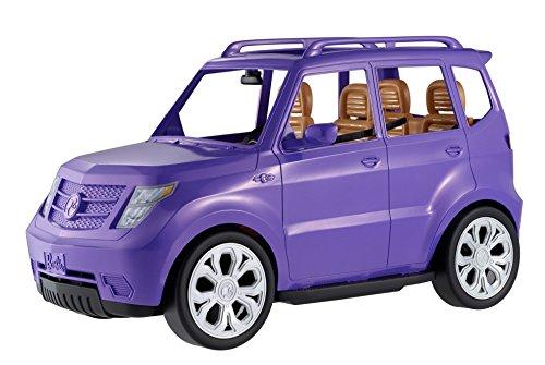 Barbie Autres - Barbie 4x4 Mauve
