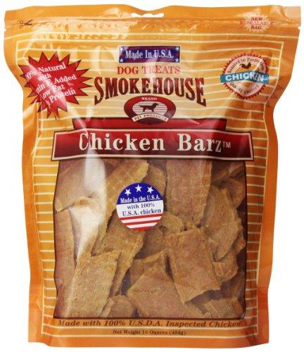SMOKEHOUSE TREATS Räucheröfen 100% natürliche Huhn Barz