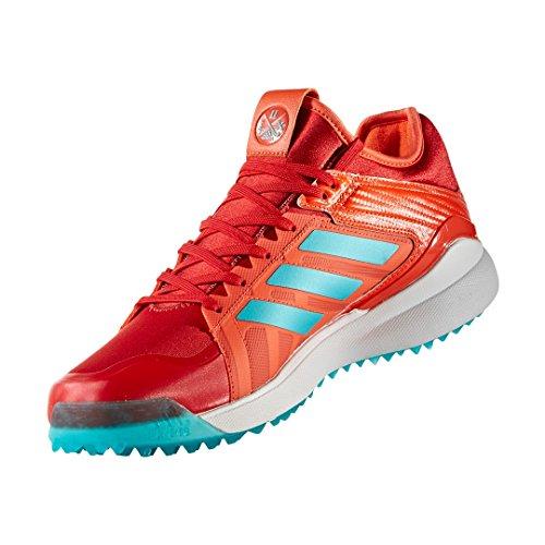 adidas Hockey Lux Red Aqua Schuh - SS18 Rot