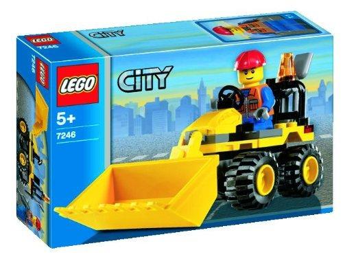 LEGO City 7246: Mini-Digger