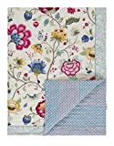 Pip Tagesdecke Design Floral Fantasy  Farbe Ecru 270x265