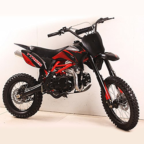 Dirtbike Orion AGB-37 TTR 125cc Enduro Dirt Bike 125 ccm Lifan Motor 17 14 Zoll