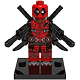 Deadpool Deadpool Minifiguras (rojo)