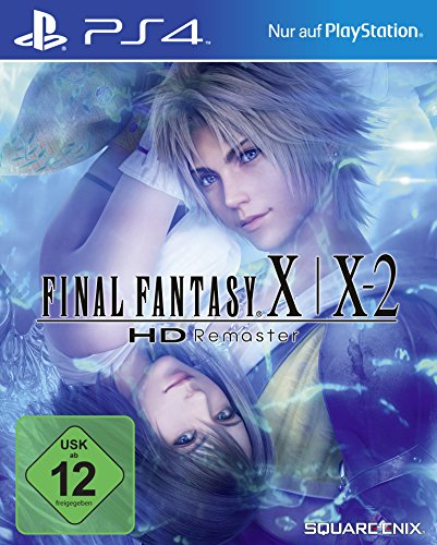 Final Fantasy X/X-2 Hd Remaster (Ps4) - Final Playstation 2 Fantasy