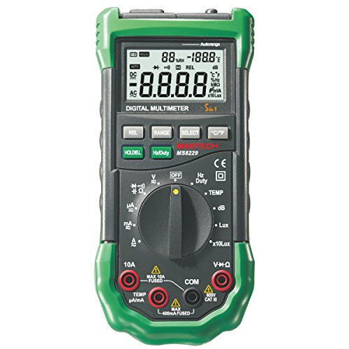 MASTECH MS8229 Digital Multimeter -