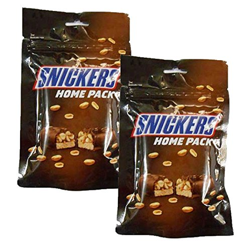 Snickers Chocolates-Home-Pack Of 2