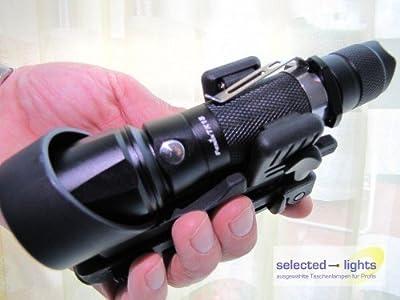 ESP LHU-14 / LHU-14-37 Universelles drehbares Kunststoffholster, Größe:Size 2 von ESP Euro Security Products bei Outdoor Shop
