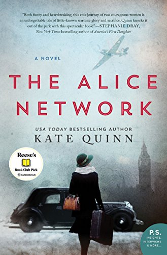 The alice network a novel ebook kate quinn amazon kindle the alice network a novel by quinn kate fandeluxe Epub