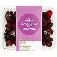 Morrisons Blackforest Fruit Mix, 500g (Frozen)
