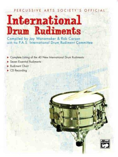 International Drum Rudiments -