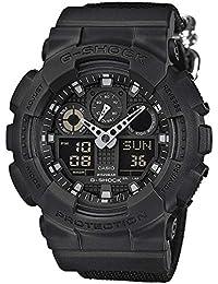 CASIO Herren-Armbanduhr GA-100BBN-1AER