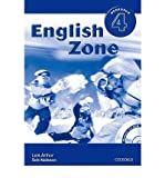 English Zone 4: Workbook with CD-ROM Pack (Mixed media product) - Common