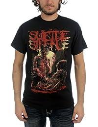 Suicide Silence - - T-shirt Grave Homme