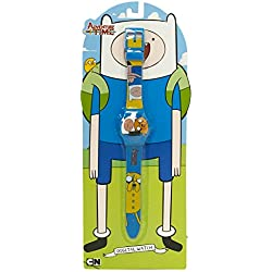 ADVENTURE TIME KIDS LCD DIGITAL WATCH FINN OFFICIAL GIFT TOY