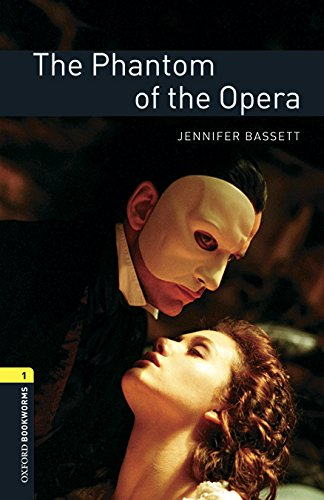 Oxford Bookworms Library: Oxford Bookworms 1. Phantom of th Opera MP3 Pack