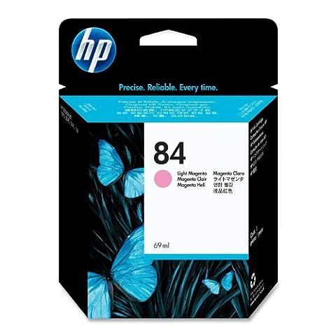 HP Original 84 Magenta Ink Cartridge (C5018A)