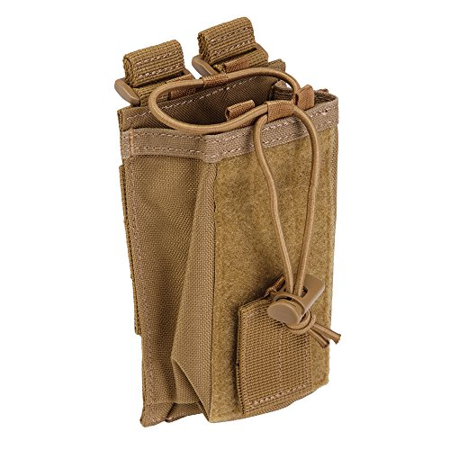 5.11 Tactical Series 511-58718 Poche radio Marron 5.11 Tactical Series