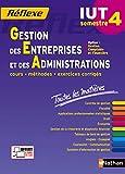 Toutes les matières IUT Gestion des Entreprises et des Administrations – Semestre 4 - Option CF