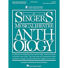 Singer's Musical Theatre Anthology Duets Volume 4: Book/Online Audio