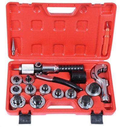 Gowe Outil de fixation pour tube Extenseur Gamme Outil de 10–42 mm ou 3/20,3 cm à 11/20,3 cm