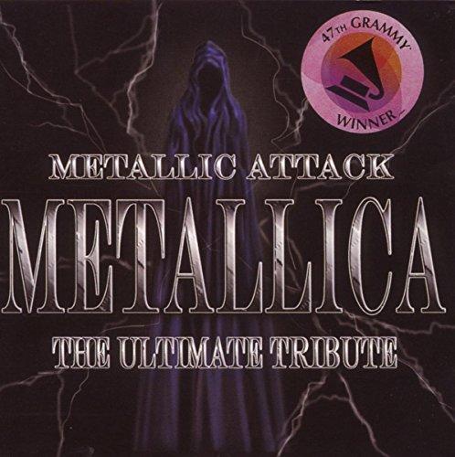 Metallic Kiss (Metallic Attack - Metallica - The Ultimate Tribute)