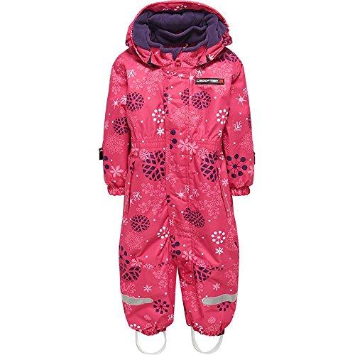 LEGO Baby-Mädchen Schneeanzug Janna 772, Rosa (Pink), 92 cm
