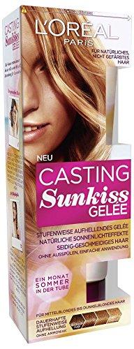 L'Oréal Paris Casting Crème Gloss Glanz-Reflex-Intensivtönung 02 in Sunkiss Gelée -